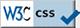 CSS Valide!